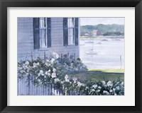 Framed Harbor Roses