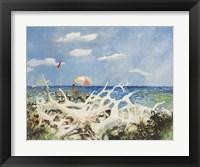 Framed Seacastle