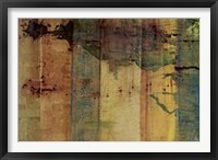 Framed Leonardo's Wall