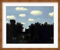 Framed Empire of Light II, 1950