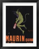 Framed Maurin Quina, 1920