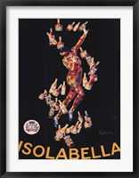 Isolabella, 1910 Framed Print