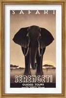 Framed Serengeti