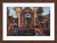 Framed Adoration
