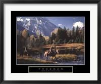 Framed Freedom - Cowboys