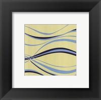 Framed Aqua Samphire (giclee)