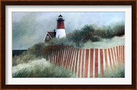 Framed Old Nauset Light