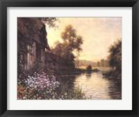 Framed Summer Evening Beaumont