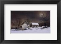 Framed New Moon