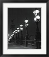 Framed Pont Alexandre III