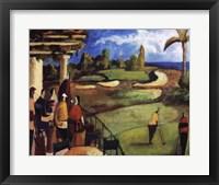 Framed Vistas al Hoyo