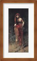 Framed Priestess of Delphi