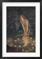 Framed Midsummer Eve, c.1908