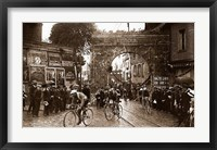 Framed Through The Gates Of Verdun, 1922