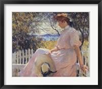 Framed Eleanor, c.1907