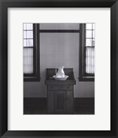 Framed Washstand