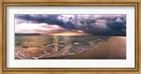 Framed Tigertail Beach