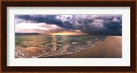 Framed Tigertail Beach