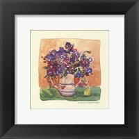 Framed Italian Glaze