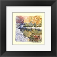Quiet Reflections Framed Print
