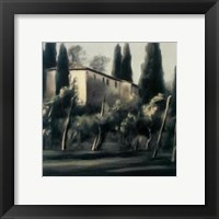 Framed Morning Light, Pietrafitta