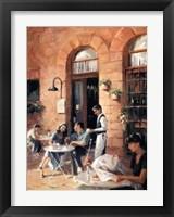 Framed Cafe Society II