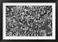 Framed History of Rock and Roll