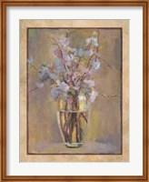 Framed First Blossom II