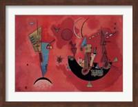 Framed Mit und Gegen, c.1929
