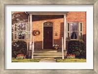 Framed Welcome Home Spring