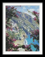 Framed Positano, The Amalfi Coast
