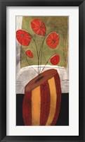 Framed Les Fleurs Ephremal2