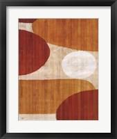 Costa del Sol I Framed Print