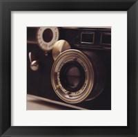 Framed Argus