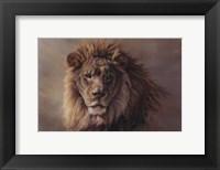 Framed His Majesty