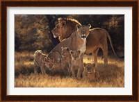 Framed Pride's Proud Family
