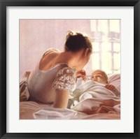 Framed Love Light