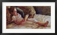 Framed Reading Time
