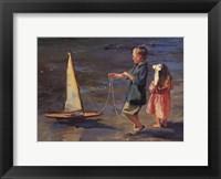 Framed Smooth Sailing