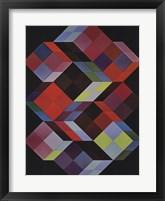 Framed Tridem K