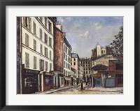 Framed Street