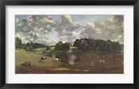 Framed Wivenhoe Park Essex
