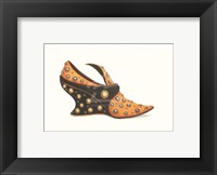 Framed La Chaussure de Simone