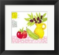 Framed Legumes de Provence