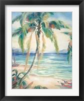 Framed Tropical Breeze II