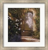 Framed Garden Door, Broughton Castle