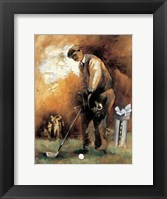 Framed At the Tee