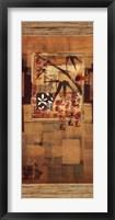 Bamboo Inspirations I Framed Print