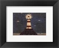 Lighthouse I Framed Print