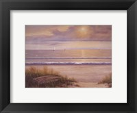 Framed Ocean Surf